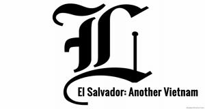 El Salvador: Another Vietnam (Library Archive ) Video