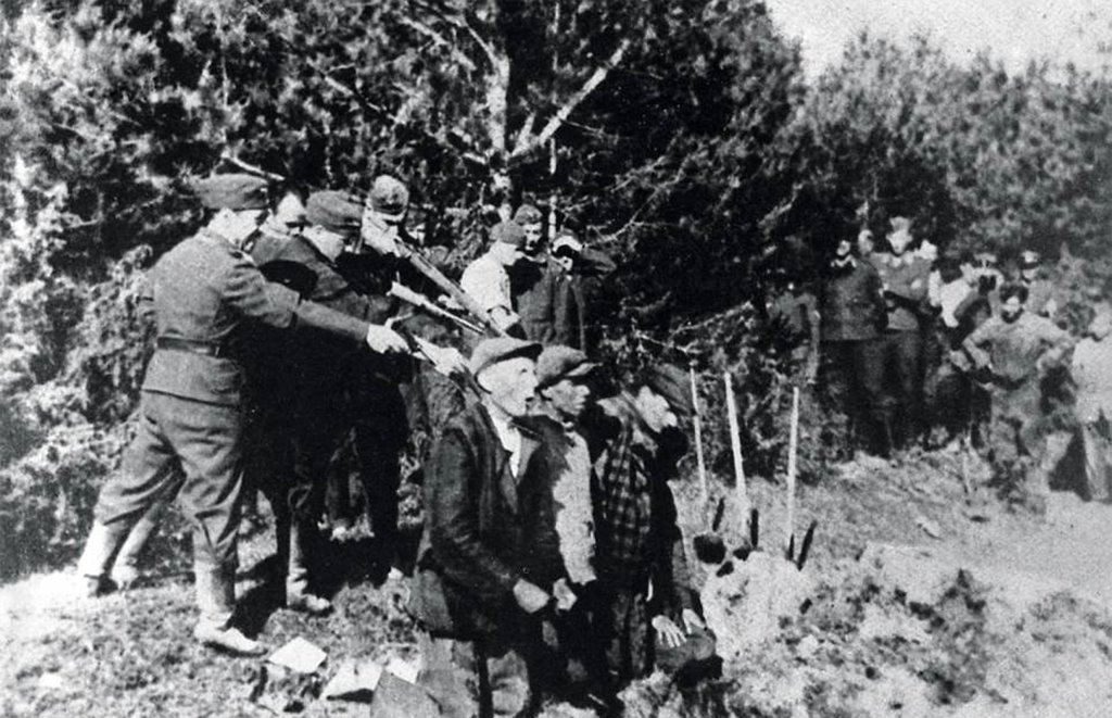 Hitler's Dirty Dozen: The Nazi SS division murderers rapists