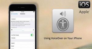 iOS'ta Ekranı Seslendir - Seçimi Seslendir için sesleri ayarlama