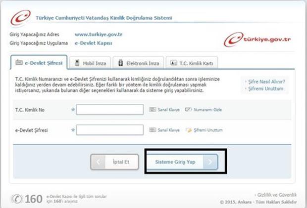 e-Devlet kullanarak Soyağacını Nasıl Bulunur? Alt üst soy bilgisi
