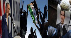 Özgür Suriye Ordusu Türk ordusu ile birlikte Afrin'e girdi