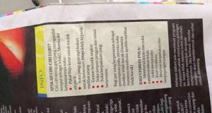 How spot gay list published Malaysian newspaper