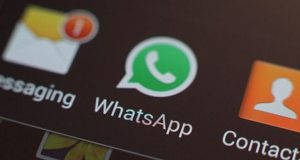 Pay back a friend with a WhatsApp message