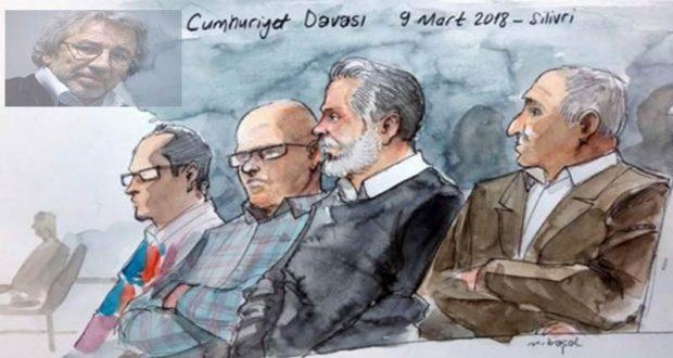 Yargıtay Can Dündar'a 'casusluk hükmü' Erdem Gül'e 'beraat' istedi