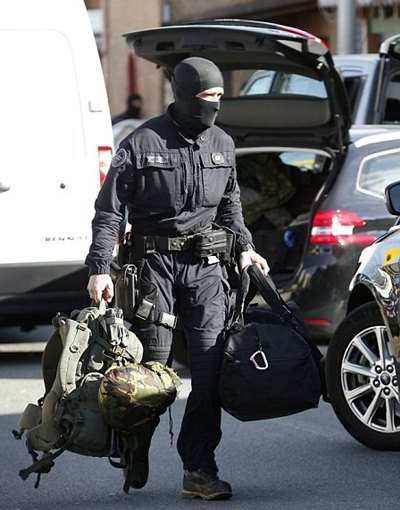 How the Carcassonne terror attack unfolded (Video)