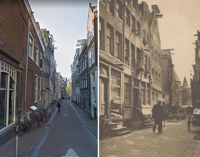 Library Archive: The dawn of Amsterdam's red light district