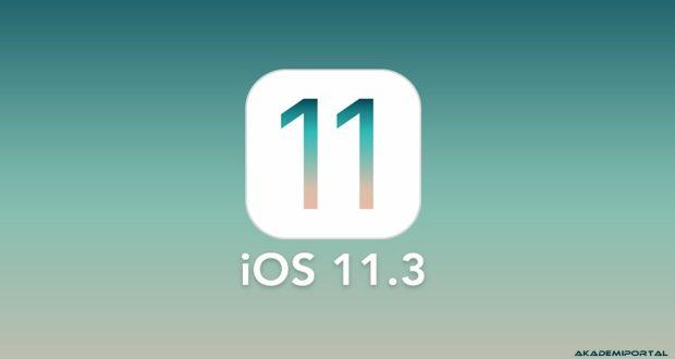 iOS 11.3, Yeni Güncelleme İle Edinilecek Olan Ek Özellikler Neler?