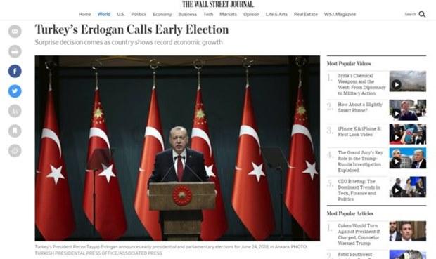 ABD Basını PBS: Erdoğan Türkiye'yi gafil avladı