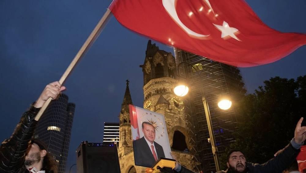 Erdoğan'ın Zaferine Avrupa'dan ve Almanya'dan Tepki