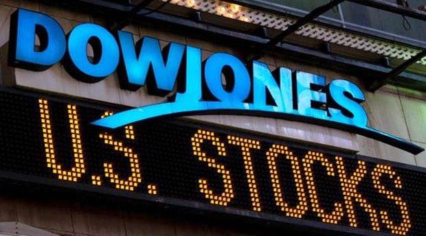 Dow Jones Ticaret Savaşı Endişeleriyle 324 Puan Düşüşle Açıldı