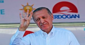 """Financial Times gazetesi'nin """"Erdoğan'ın kumarı"""" başlıklı yazısı"""