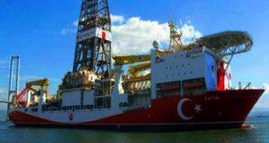 'Fatih' Akdeniz'e Uğurlandı Karış Karış Petrol Arayacak
