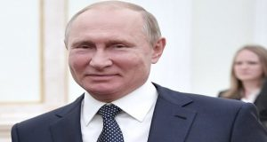 Putin tells Russian women they CAN have sex with World Cup tourists