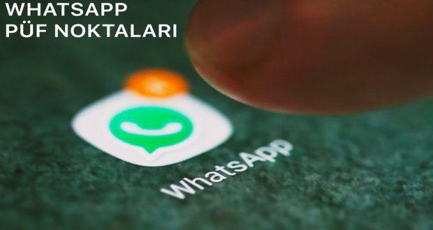 WhatsApp grup sohbetlerinde baştan aşağıya değişim