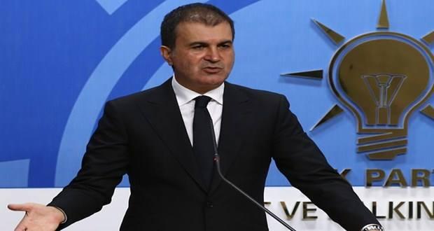 AKP Sözcüsü Ömer Çelik: Gündemimizde Af Konusu Yok.