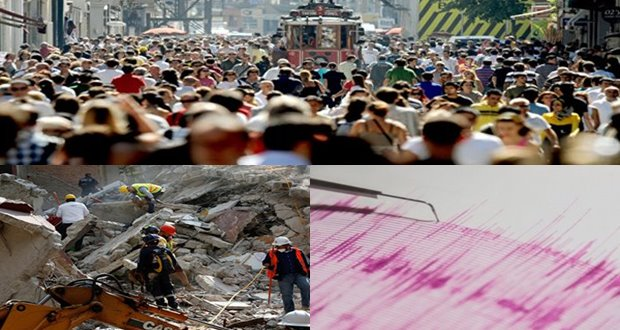 Özener: Türkiye'nin başka yerinde 7'nin üzeri deprem olabilir