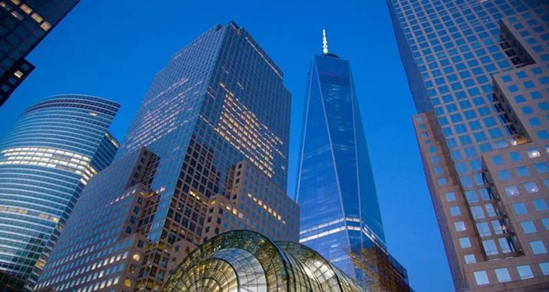 Dünya'nın En Büyük Finans Merkezi ABD: New Financial