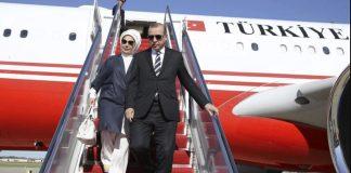 Cumhurbaşkanı Recep Tayyip Erdoğan New York'ta