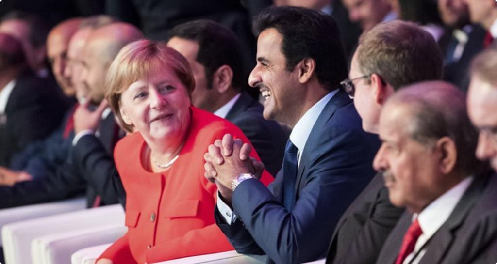 Katar Emir'inden Almanya'da On Milyar Euroluk Yatırım