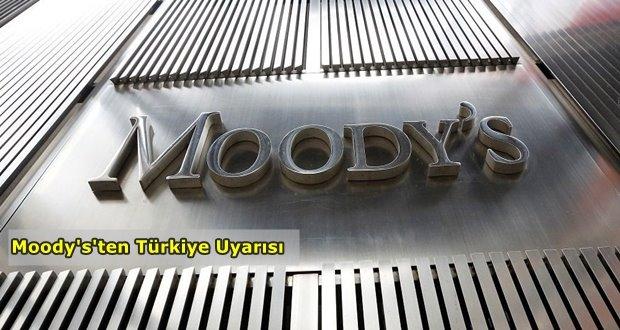 Moody's'ten Türkiye Uyarısı: Şirketlerin kredi durumu kaygı verici