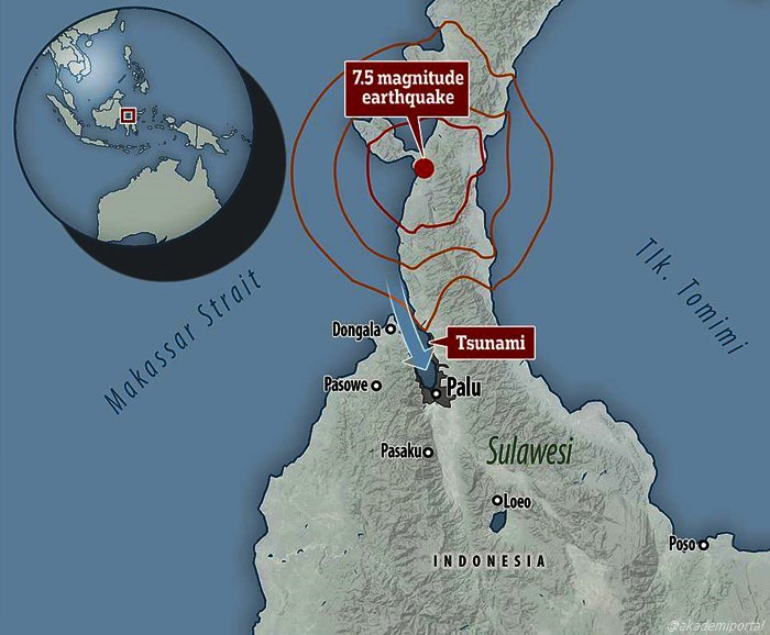 Indonesian Earthquake : How a 'Perfect storm' Spawned disaster