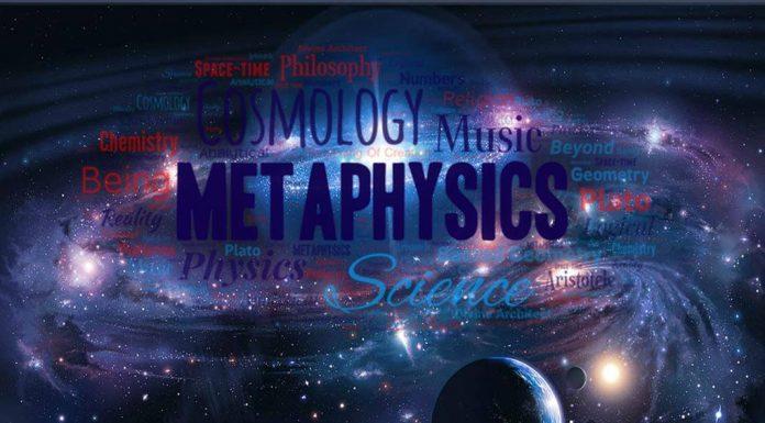 Metafizik: Metafiziğin konu alanları üç tanedir