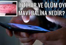 Mavi Balina Oyunu: 'Sanal Ölüm Tuzağı'
