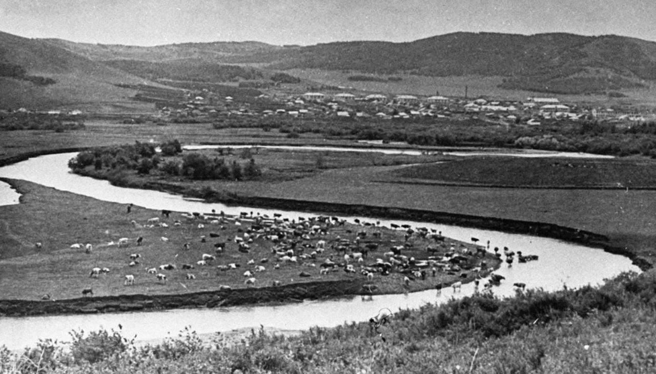 Dergi-Türk mitolojisinde kutsal nehirler