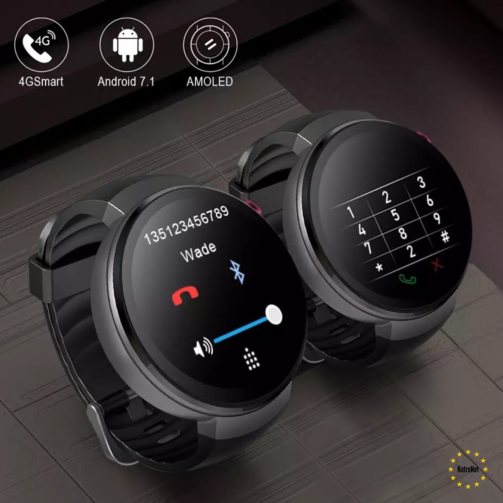 Lemfo Lem7 Pro Sim Kartlı Akıllı Saat Kampanyası
