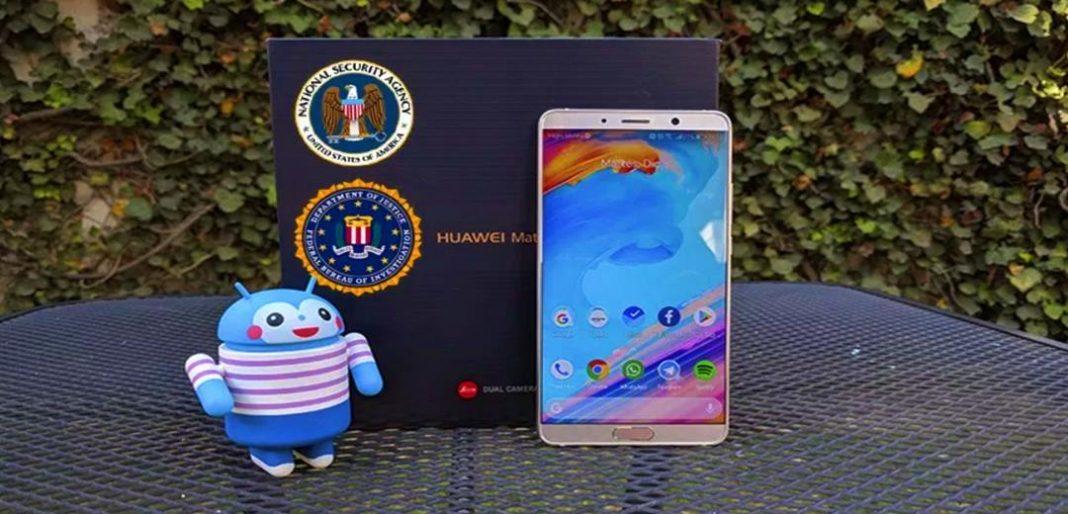 Batılı Ülkeler Teknoloji Devi Huawei'den Korkuyor