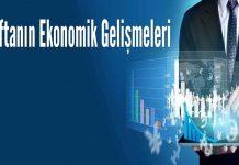 Hafta'nın Ekonomik Gelişmeleri 15 Mart 2019