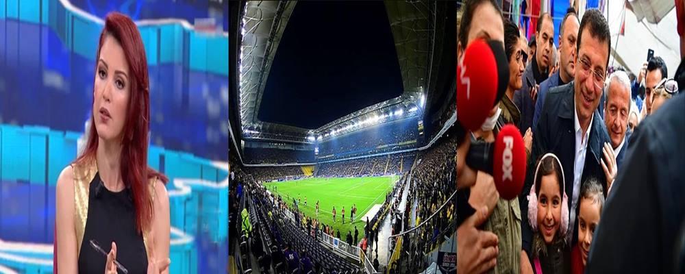 """İmamoğlu: """"Beni kulübün yetkilisi aradı, bu konuda tehdit unsurları var, maça gelmesi doğru değildir dedi"""