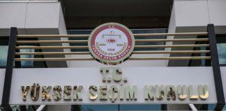 YSK, İstanbul'da seçimlerin 23 Haziran'da yenilenmesine karar verdi
