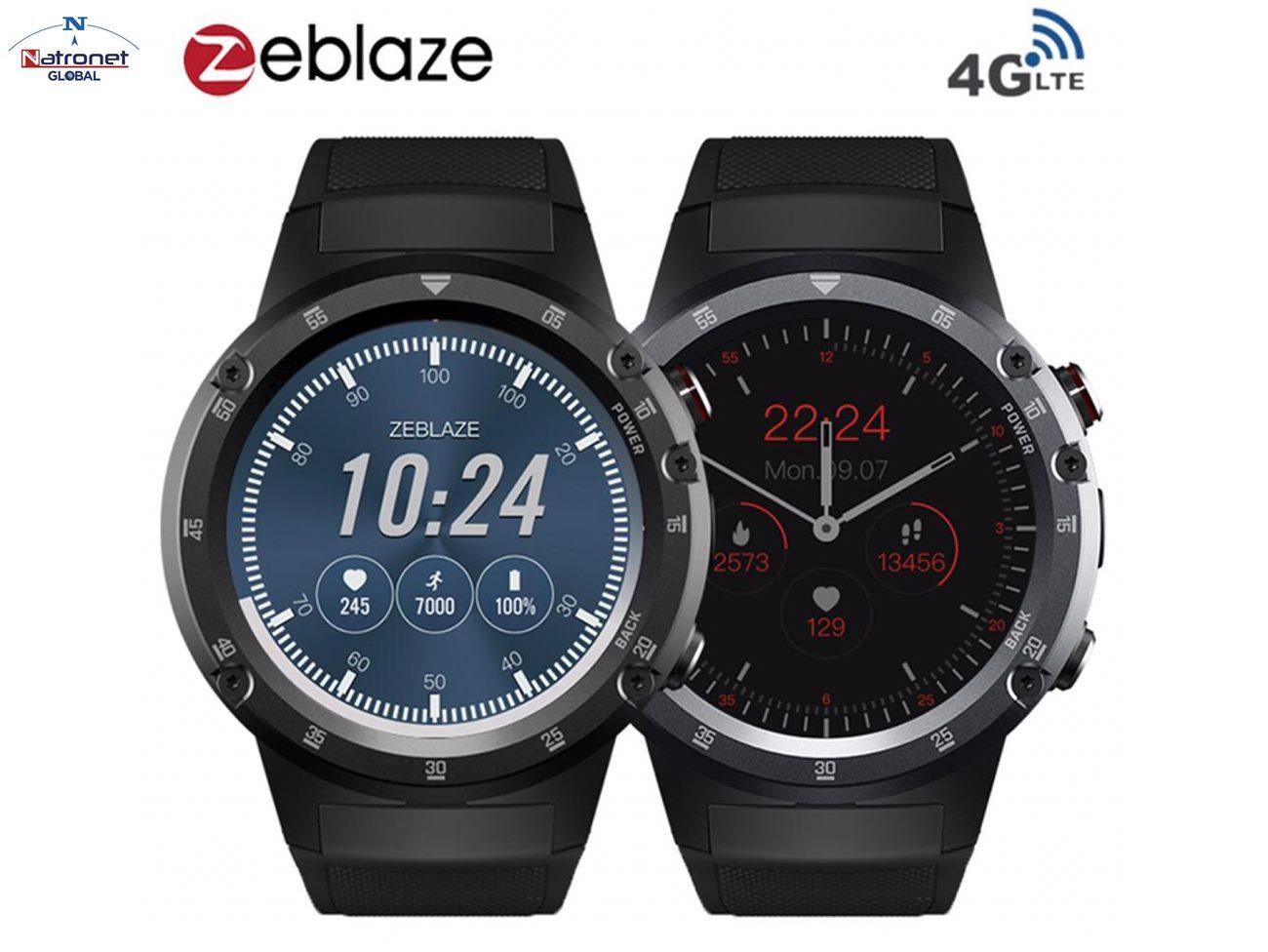 Zeblaze Thor 4 Plus Akıllı Saat Resmi İMEİ Kayıtlı Satış