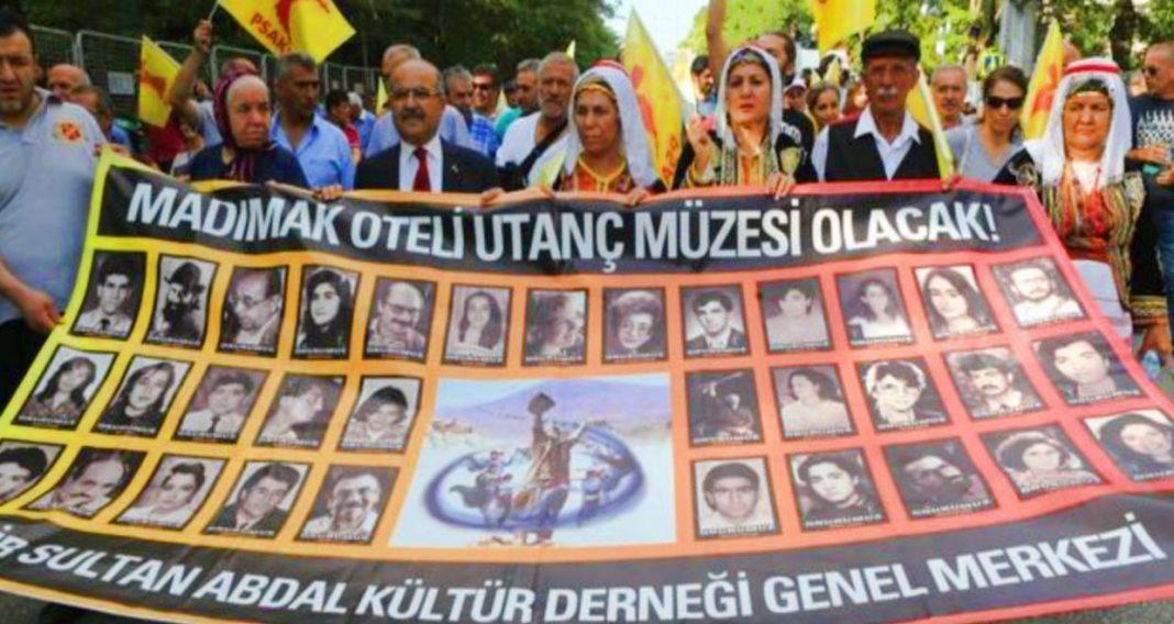 Madımak Oteli Sivas 1993 Tarih'in Kara Sayfası