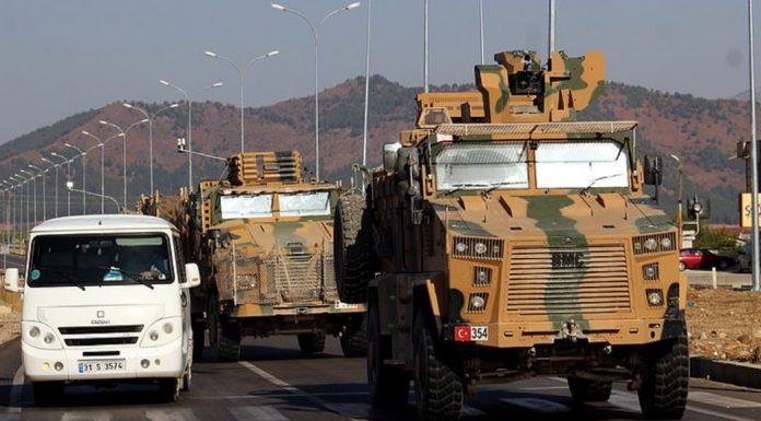 Barış Pınarı Harekâtı: Milli Savunma Bakanlığ kara harekâtının başladığını duyurdu