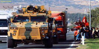 Türkiye, Suriye'nin kuzeyine yönelik Barış Pınarı Harekatı'nı başlattı