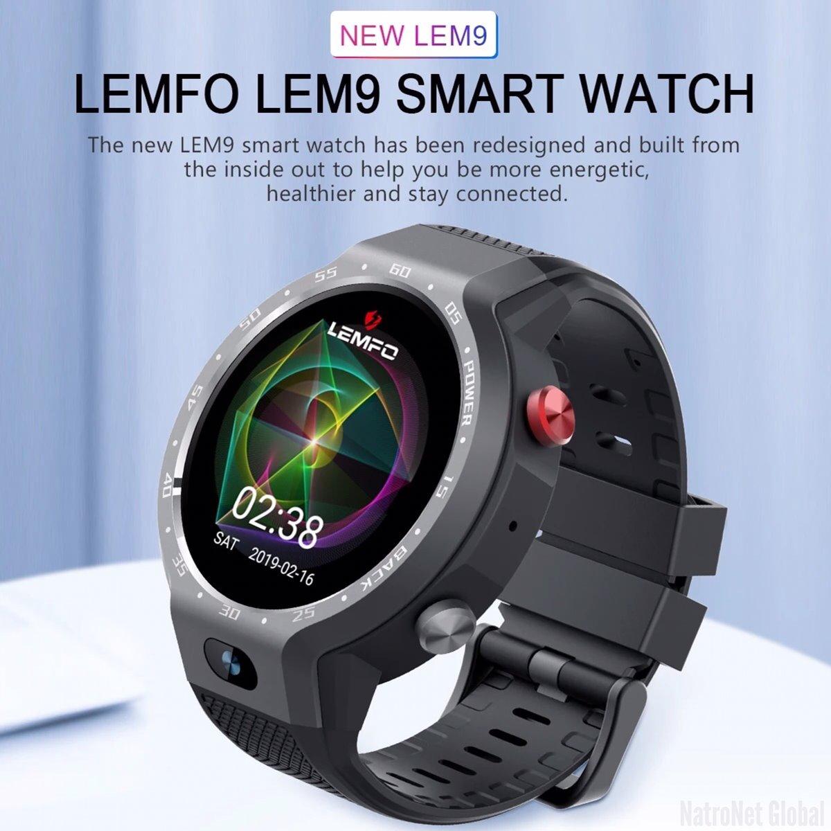 Lemfo ve Zeblaze Akıllı Saatler Türkiye-NatroNet Global Güvencesi İle