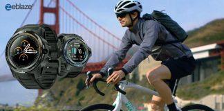 ZEBLAZE THOR 5 Dual System Smartwatch (NatroNet Global)
