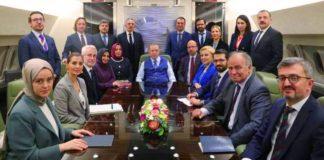 Erdoğan: Türkiye-Rusya ilişkileri medyatik manipülasyon yapılıyor