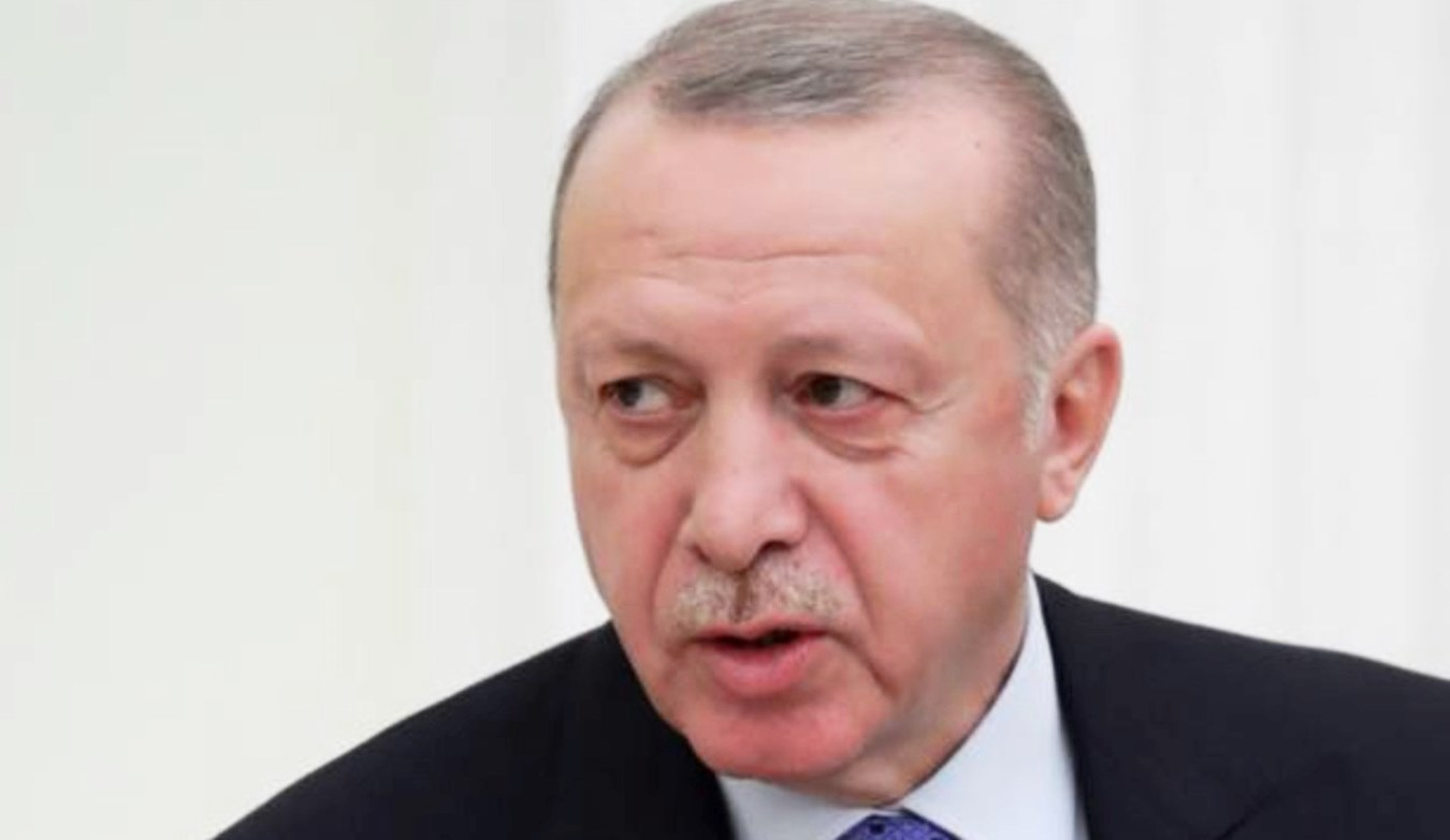 Cumhurbaşkanı Erdoğan: 'Bu aralar sarılmaları, öpüşmeleri erteleyelim'