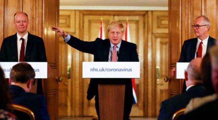 İngiltere'nin koronavirüs politikası: 'Bu bir kumar'