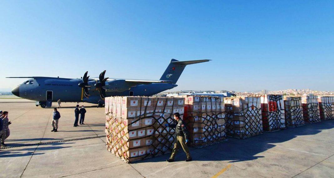 Türkiye hangi ülkeye ne kadar yardım gönderdi?