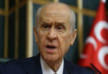 MHP Genel Başkanı Devlet Bahçeli 'TTB kapatılmalıdır' dedi