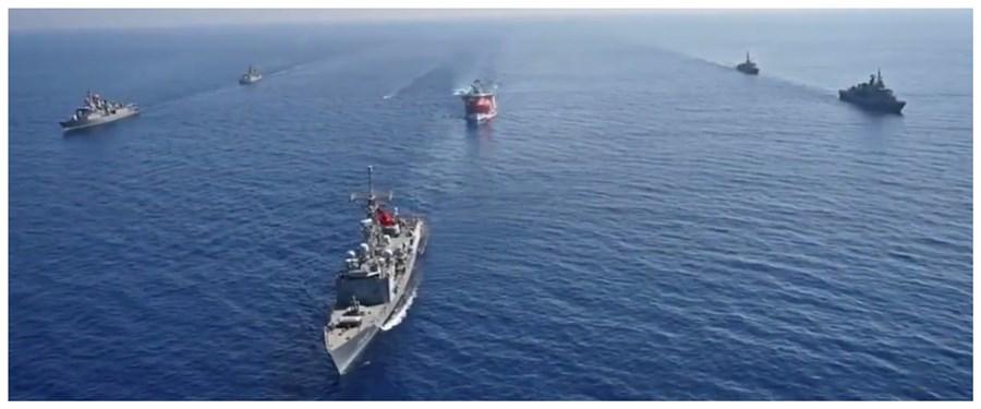 Akdeniz Fırtınası tatbikatı başladı