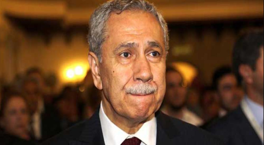 Cumhurbaşkanlığı Yüksek İstişare Kurulu Üyesi Bülent Arınç istifa etti
