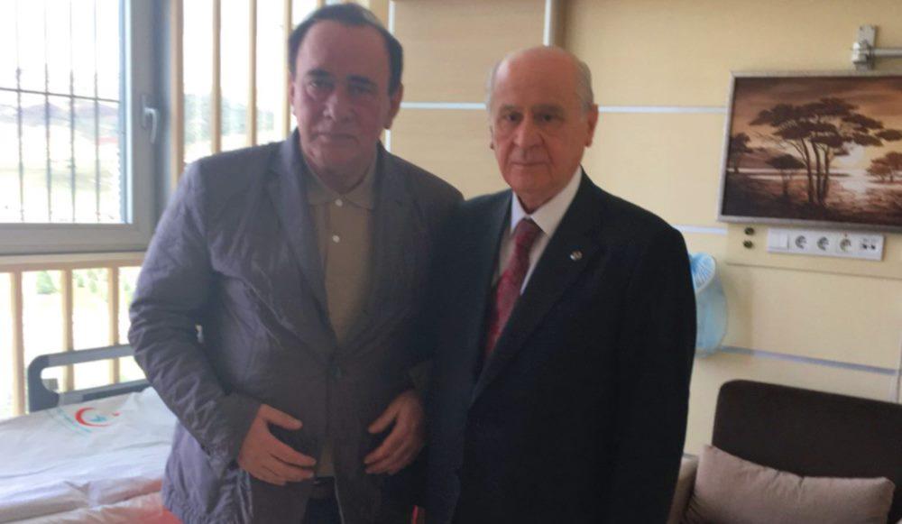 MHP lideri Bahçeli 'Alaattin Çakıcı dava arkadaşımdır'