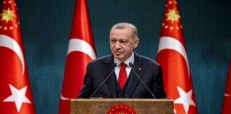 """Erdoğan Katar'a yönelik eleştirilere cevap verdi: """"Paranın rengi dini yoktur para paradır"""""""