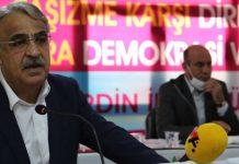 Sancar: Kürtlerin Desteğini Almayan Bir Parti İktidarda Kalamaz