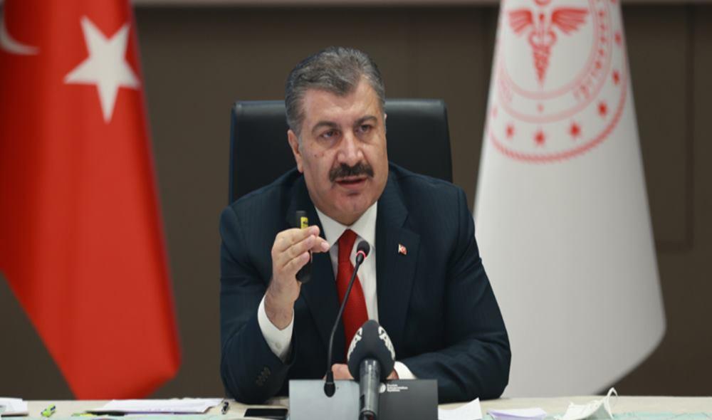 Türkiye'de Koronavirüs vakalarında Pazar günü rekor ölüm gerçekleşti